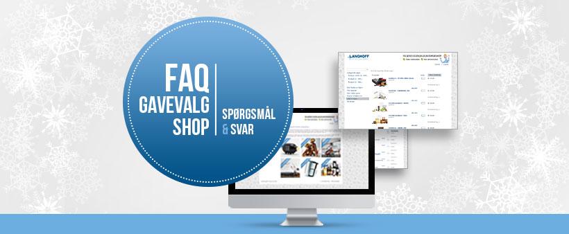 Firmajulegaver webshop, promote your brand