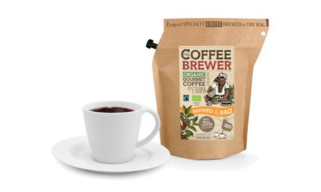 Kaffe med logo - Ethiopia