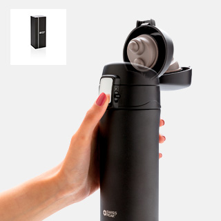 Swiss Peak Elite kobber vakuum krus
