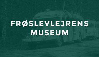 Frøslevlejrens Museum Case